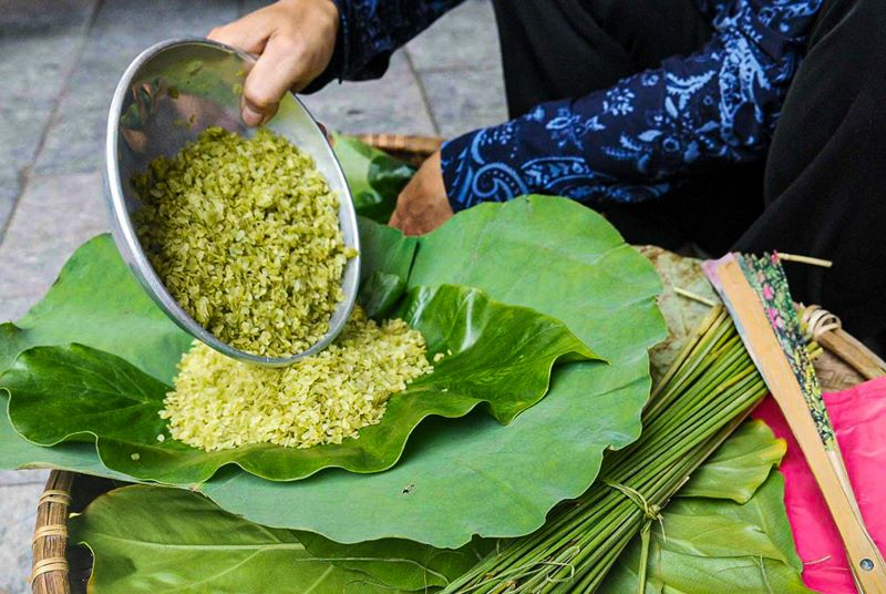 Hanoi's young rice making village enters a new season
