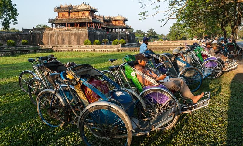 Wanderlust travel magazine features must-have experiences when visiting Vietnam