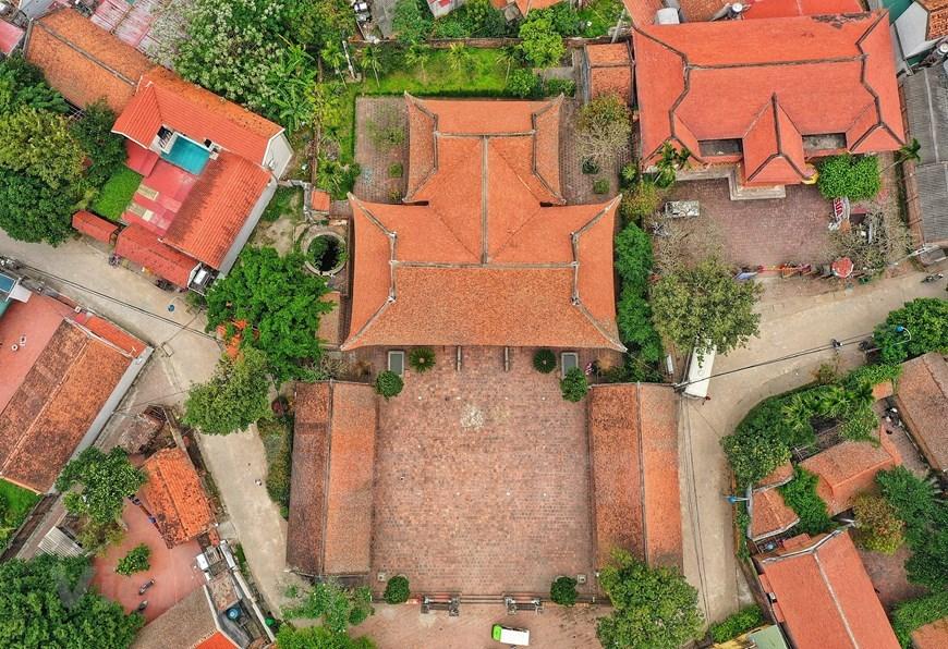 Mong Phu Communal House: Distinctive architecture of Vietnam's Northern Delta
