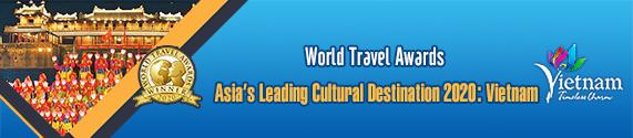 Đạt giải thưởng Điểm đến hàng đầu châu Á về Di sản, Ẩm thực và Văn hóa, Việt Nam tiếp tục được đề cử hàng loạt giải thưởng hàng đầu thế giới