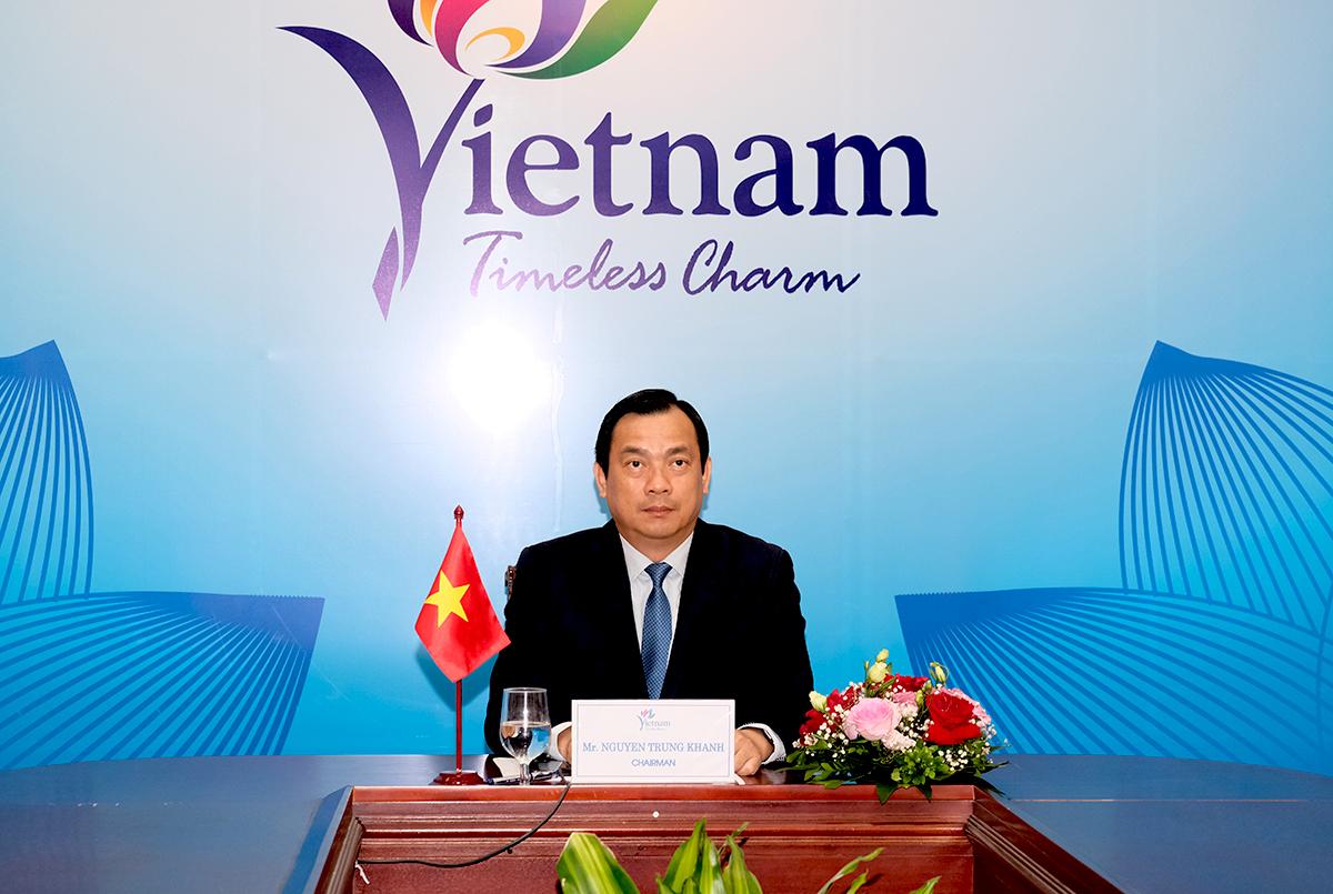 Tổng cục trưởng Nguyễn Trùng Khánh: Số hóa là xu hướng tương lai của ngành du lịch toàn cầu